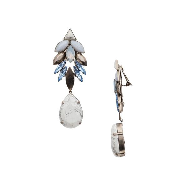 ソレーリ レディース ピアス&イヤリング アクセサリー Cersei Clip Earrings Gold