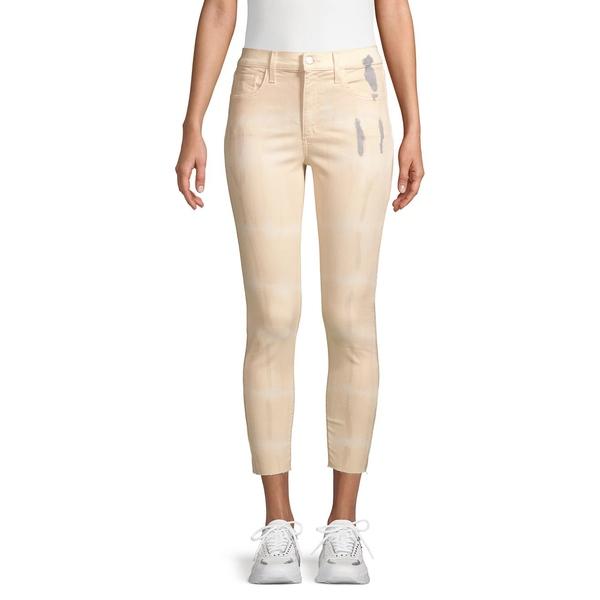 ジョーズジーンズ レディース デニムパンツ ボトムス Tie-Dyed Cropped Jeans Tie Dye