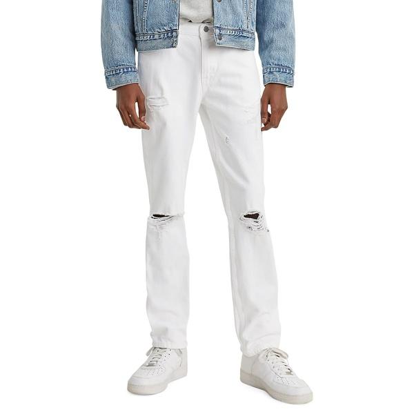 リーバイス メンズ デニムパンツ ボトムス 511 Slim-Fit Jeans Marshmallow