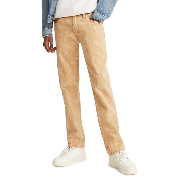 リーバイス メンズ デニムパンツ ボトムス 511 Slim-Fit Jeans Aldo Desert