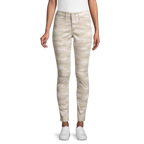リーバイス レディース デニムパンツ ボトムス 311 Camouflage Skinny Jeans Soft Beige