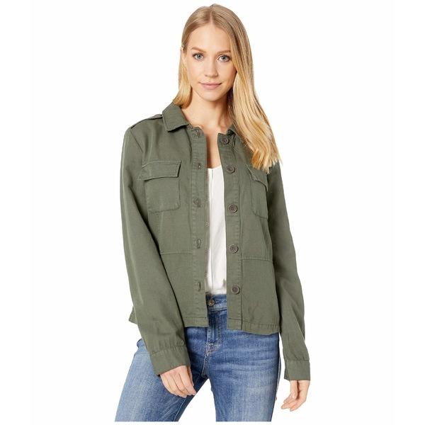 サンクチュアリー レディース コート アウター Mystic Mesa Peplum Jacket Peace Green