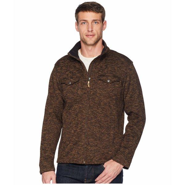 マウンテンカーキス メンズ ニット&セーター アウター Old Faithful Sweater Coffee