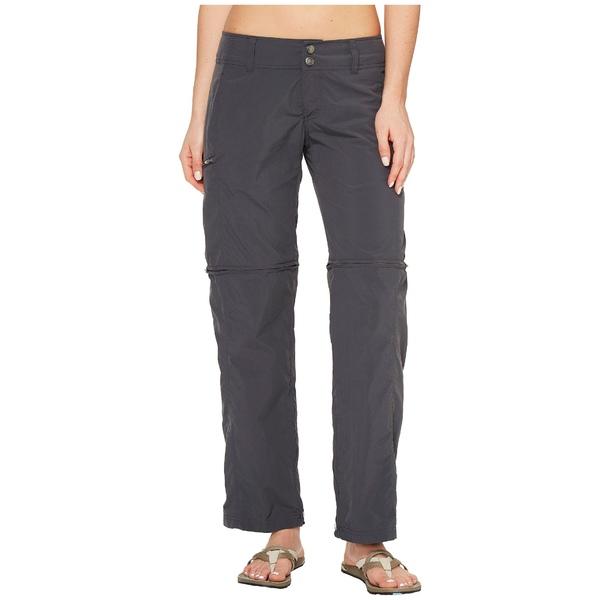 エクスオフィシオ レディース カジュアルパンツ ボトムス BugsAway Sol Cool Ampario Convertible Pants Carbon