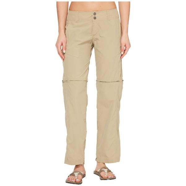 エクスオフィシオ レディース カジュアルパンツ ボトムス BugsAway Sol Cool Ampario Convertible Pants Tawny