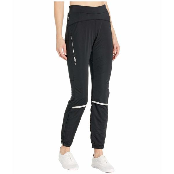 クラフト レディース カジュアルパンツ ボトムス Essential Winter Pants Black