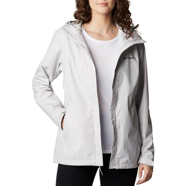 お買得 Columbia レディース アウター ジャケット ブルゾン 定番キャンバス NimbusGrey 全商品無料サイズ交換 Women's Rain Arcadia II Jacket コロンビア