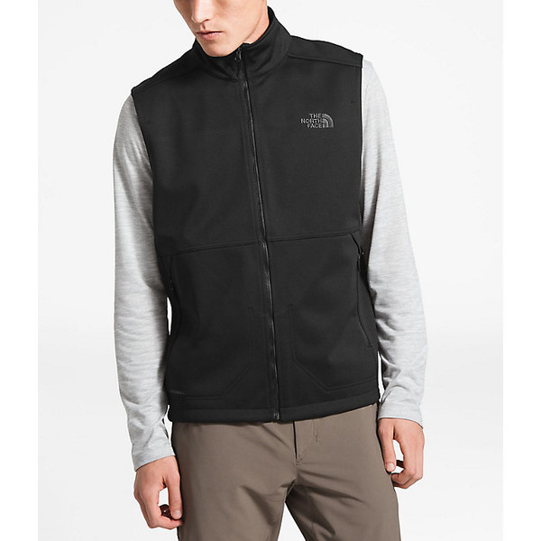ノースフェイス メンズ ジャケット&ブルゾン アウター The North Face Men's Apex Canyonwall Vest TNF Black