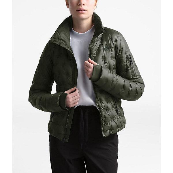 ノースフェイス レディース ジャケット&ブルゾン アウター The North Face Women's Holladown Crop Jacket New Taupe Green