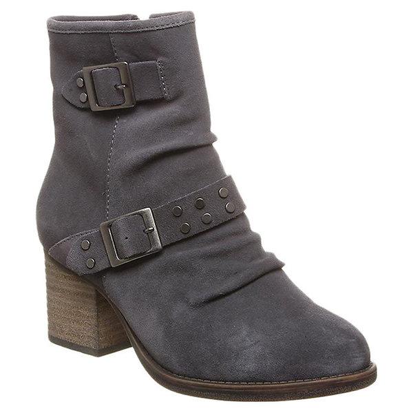 ベアパウ レディース ブーツ&レインブーツ シューズ Bearpaw Women's Amethyst Boot Charcoal