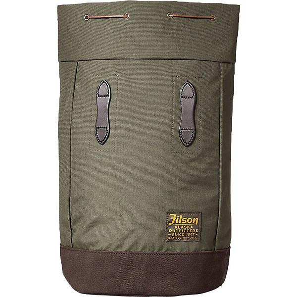 フィルソン メンズ バックパック・リュックサック バッグ Filson Small Pack Otter Green