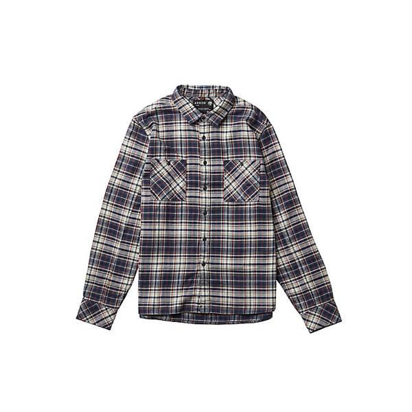 アーボー メンズ シャツ トップス Arbor Men's Heirloom Shirt Indigo