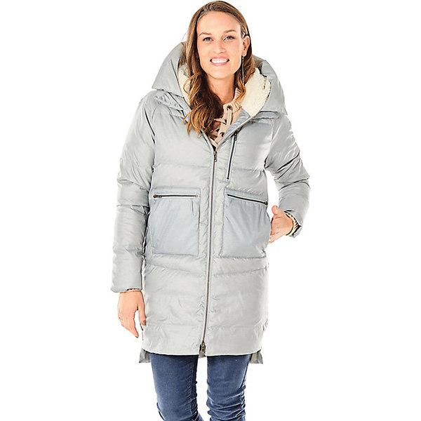 カーブデザイン レディース ジャケット&ブルゾン アウター Carve Designs Women's Davos Long Down Jacket Glacier