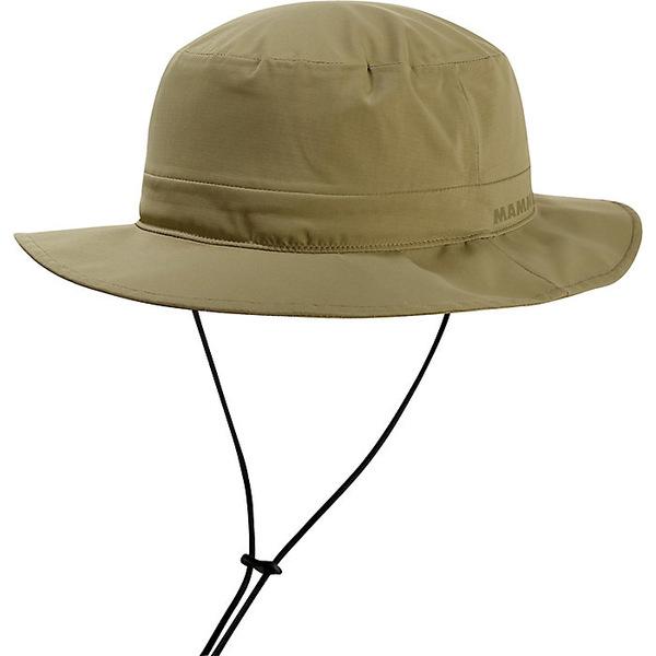マムート レディース 帽子 アクセサリー Mammut Machu Hat Olive