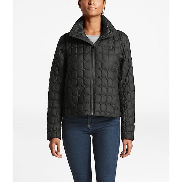 ノースフェイス レディース ジャケット&ブルゾン アウター The North Face Women's ThermoBall Crop Jacket Asphalt Grey