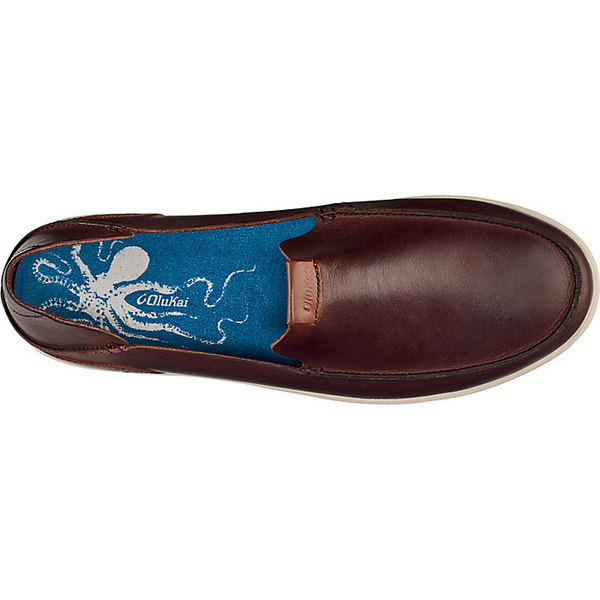 オルカイ メンズ スニーカー シューズ OluKai Men's Nalukai Slip on Shoe Kona CoffeeTapaW2HIYE9D