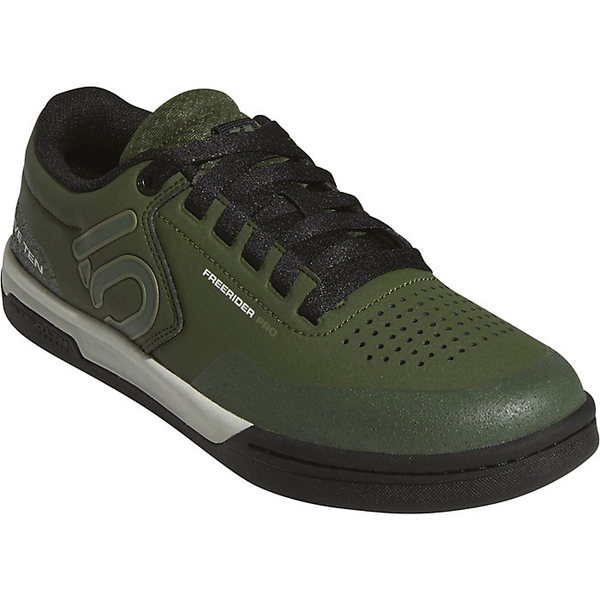 ファイブテン メンズ サイクリング スポーツ Five Ten Men's Freerider Pro Shoe Strong Olive / Raw Khaki / Ash Silver