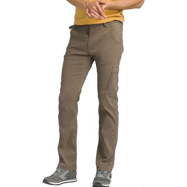 プラーナ メンズ カジュアルパンツ ボトムス prAna Men's Stretch Zion Straight Pants (Regular and Big & Tall) Mud