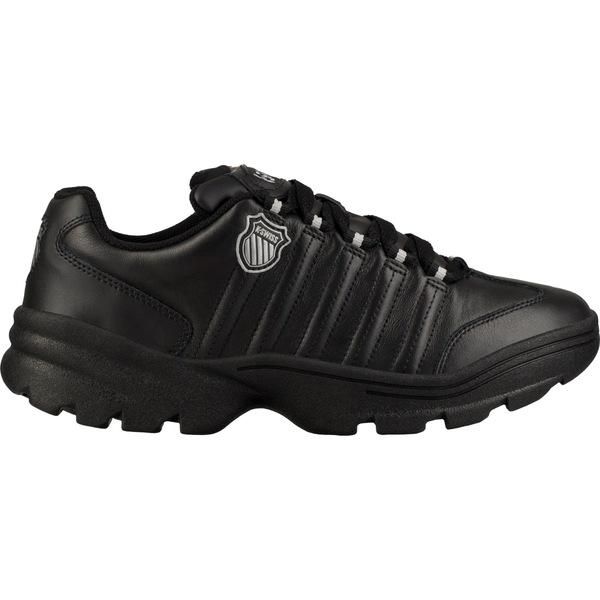 ケースイス メンズ スニーカー シューズ K-Swiss Men's Altezo Shoes Black/Silver