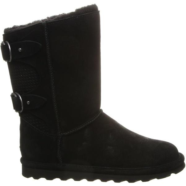 ベアパウ レディース ブーツ&レインブーツ シューズ BEARPAW Women's Clara Winter Boots Black