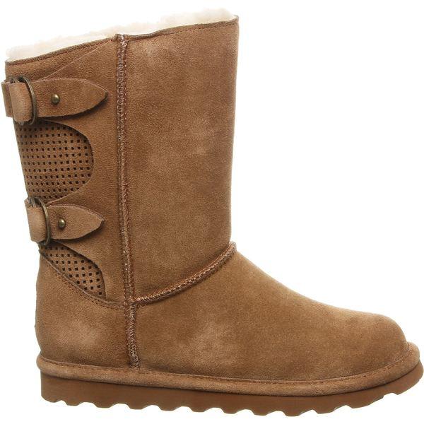 ベアパウ レディース ブーツ&レインブーツ シューズ BEARPAW Women's Clara Winter Boots Hickory