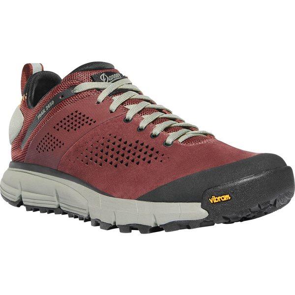 ダナー メンズ ブーツ&レインブーツ シューズ Danner Men's Trail 2650 3'' Hiking Shoes BrickRed