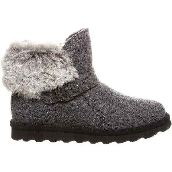 ベアパウ レディース ブーツ&レインブーツ シューズ BEARPAW Women's Koko Winter Boots GrayWool
