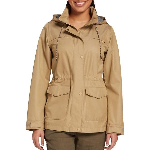 アルパインデザイン レディース ジャケット&ブルゾン アウター Alpine Design Women's Free Climb Rain Jacket Kelp