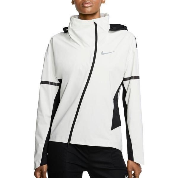 ナイキ レディース ジャケット&ブルゾン アウター Nike Women's AeroShield Hooded Running Jacket Sail