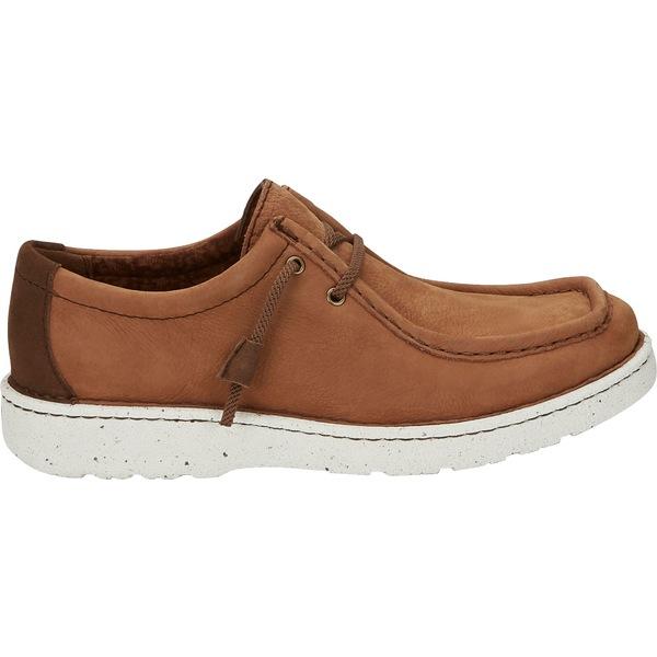 ジャスティンブーツ メンズ スニーカー シューズ Justin Men's Hazer Casual Shoes Camel