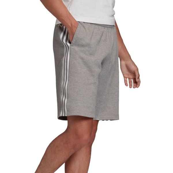 アディダス メンズ カジュアルパンツ ボトムス adidas Originals Men's Lock Up Long Sweat Shorts MGH