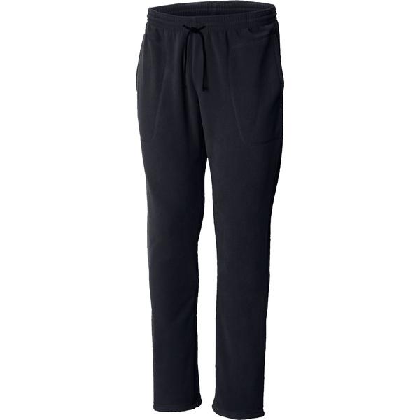 コロンビア メンズ カジュアルパンツ ボトムス Columbia Men's Fast Trek II Fleece Pants Black