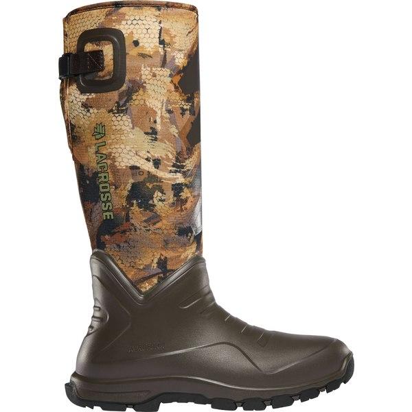 ラクロス メンズ ブーツ&レインブーツ シューズ LaCrosse Men's AeroHead Sport 16'' GORE OPTIFADE Marsh 3.5mm Waterproof Hunting Boots GoreOptifadeMarsh