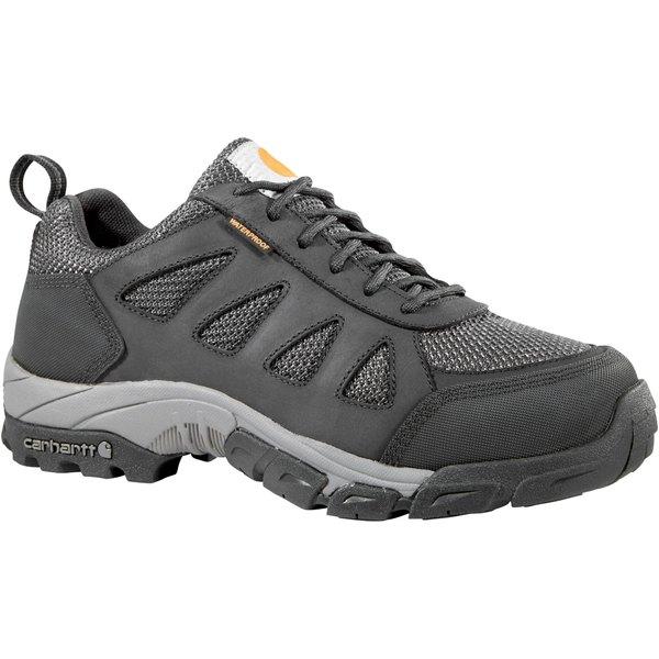 カーハート メンズ ブーツ&レインブーツ シューズ Carhartt Men's Lightweight Low Hiker Waterproof Work Shoes Black