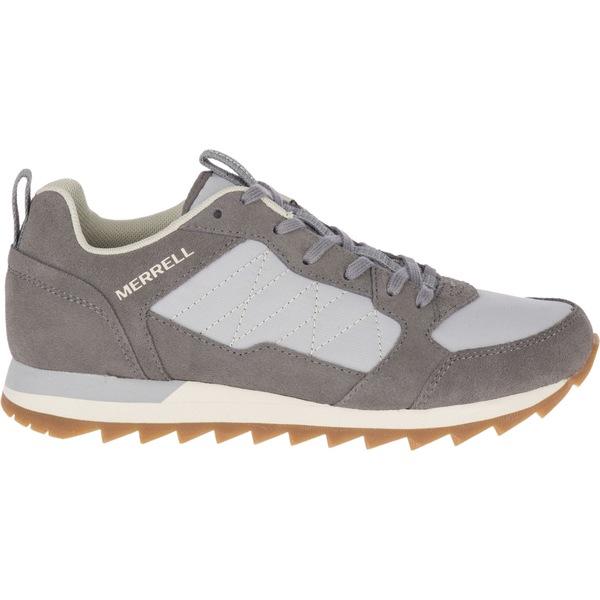 メレル レディース スニーカー シューズ Merrell Women's Alpine Sneaker Shoes Charcoal