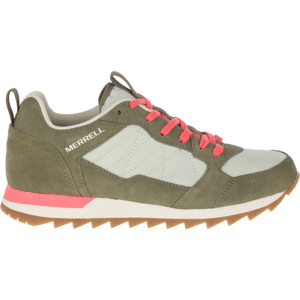 メレル レディース スニーカー シューズ Merrell Women's Alpine Sneaker Shoes Sage