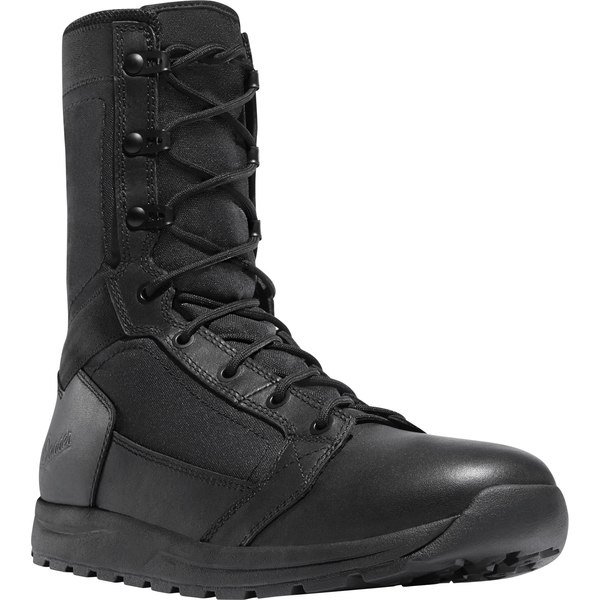 ダナー メンズ ブーツ&レインブーツ シューズ Danner Men's Tachyon 8'' Polishable Tactical Boots Black