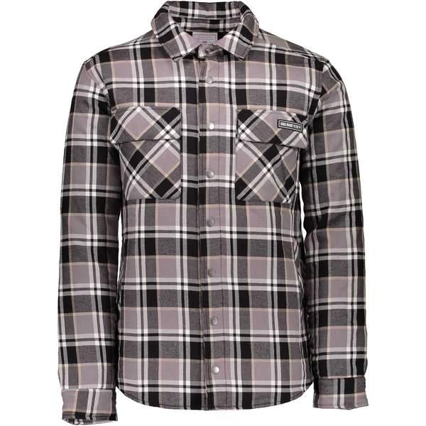 オバマイヤー メンズ シャツ トップス Obermeyer Men's Avery Flannel Shirt BERMPLAID