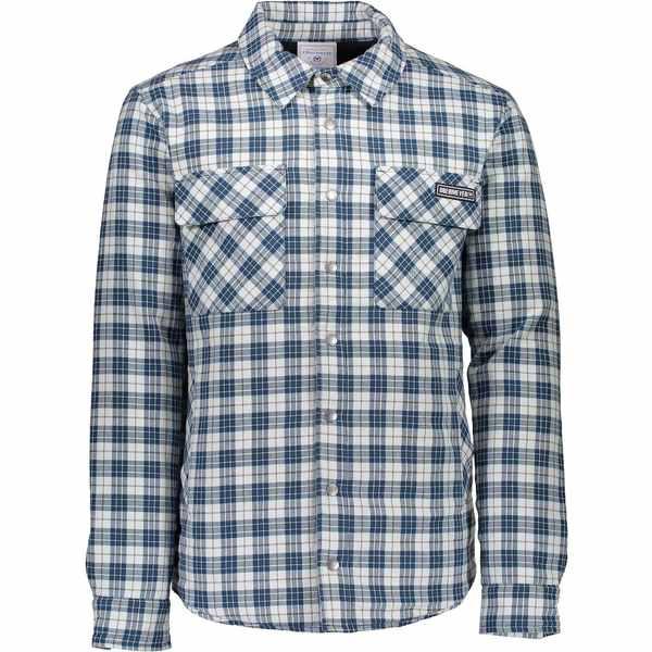 オバマイヤー メンズ シャツ トップス Obermeyer Men's Avery Flannel Shirt ICYMEYPLAID