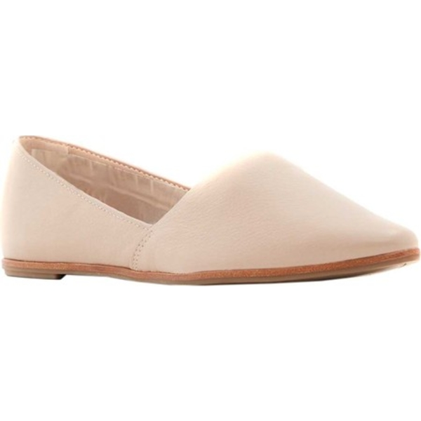 アルド レディース スリッポン・ローファー シューズ Blanchette Flat Light Pink/Brown Leather