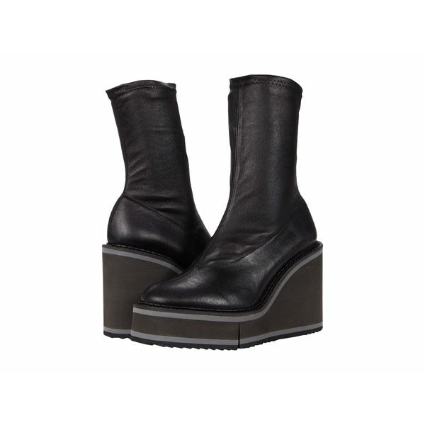 最も  クレージェリ レディース ブーツ レディース Black&レインブーツ シューズ Bliss4 Black Nappa Nappa Leather, COCOMART:ca0e0d78 --- promilahcn.com