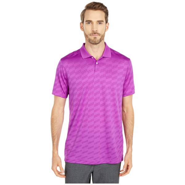 ナイキ メンズ シャツ トップス Dri-FIT Vapor Polo Vivid Purple/Bright Grape/Vivid Purple