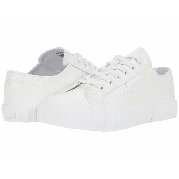スペルガ レディース スニーカー シューズ 2630 Cownappau Sneaker Total White