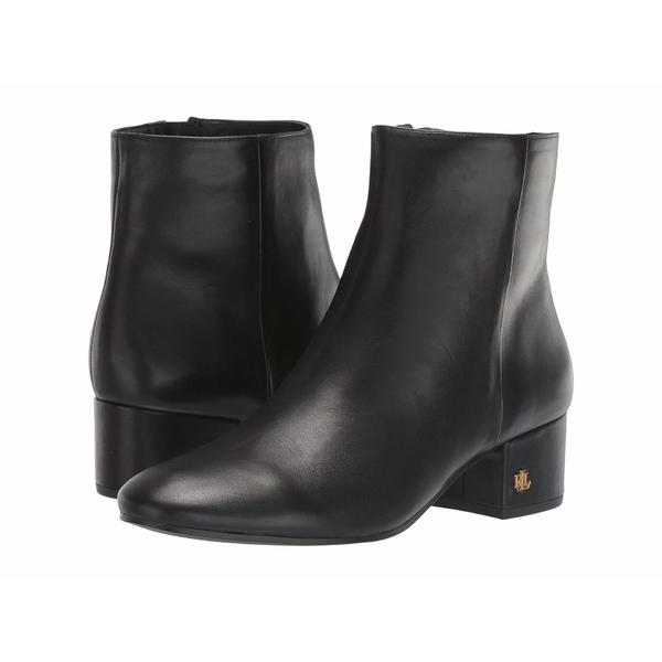 ラルフローレン レディース ブーツ&レインブーツ シューズ Welford Black Leather