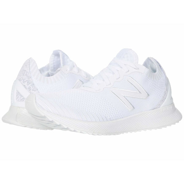 ニューバランス レディース スニーカー シューズ Fuelcell Echo White/White