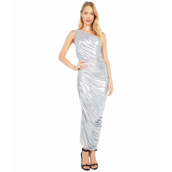 カマリカルチャー レディース ワンピース トップス Diana Gown Silver