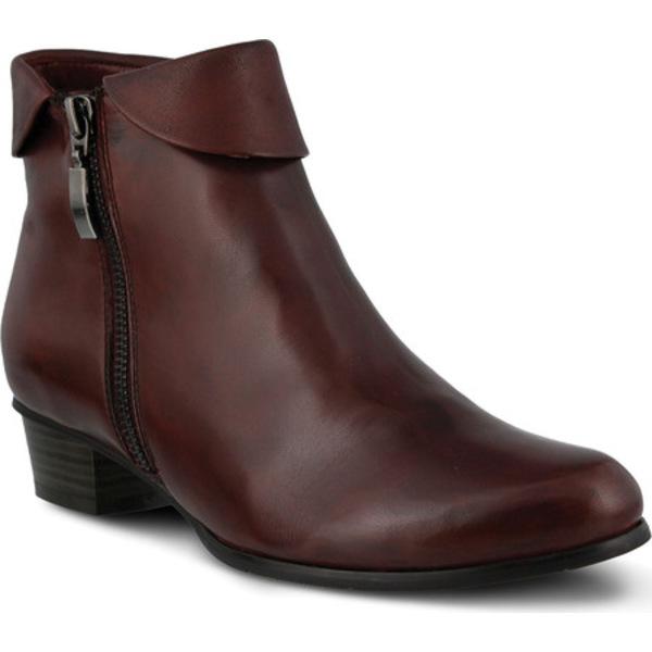 スプリングステップ レディース ブーツ&レインブーツ シューズ Stockholm Bordeaux Leather