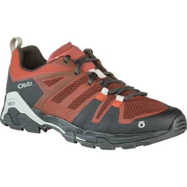 オボズ メンズ ブーツ&レインブーツ シューズ Arete Low Trail Shoe Rust Weather-Resistant Mesh/TPU