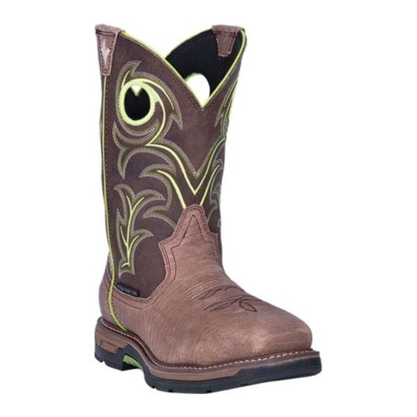 ダンポスト メンズ ブーツ&レインブーツ シューズ Storms Eye Waterproof Boot DP56413 Brown Waterproof Full Grain Leather