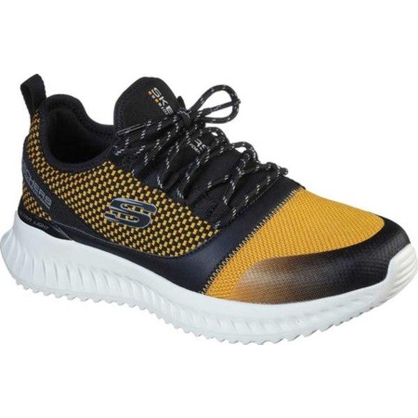 スケッチャーズ メンズ スニーカー シューズ Matera 2.0 Belloq Training Sneaker Yellow/Black
